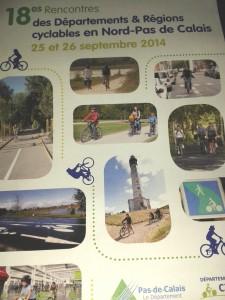 Rencontres départements cyclables